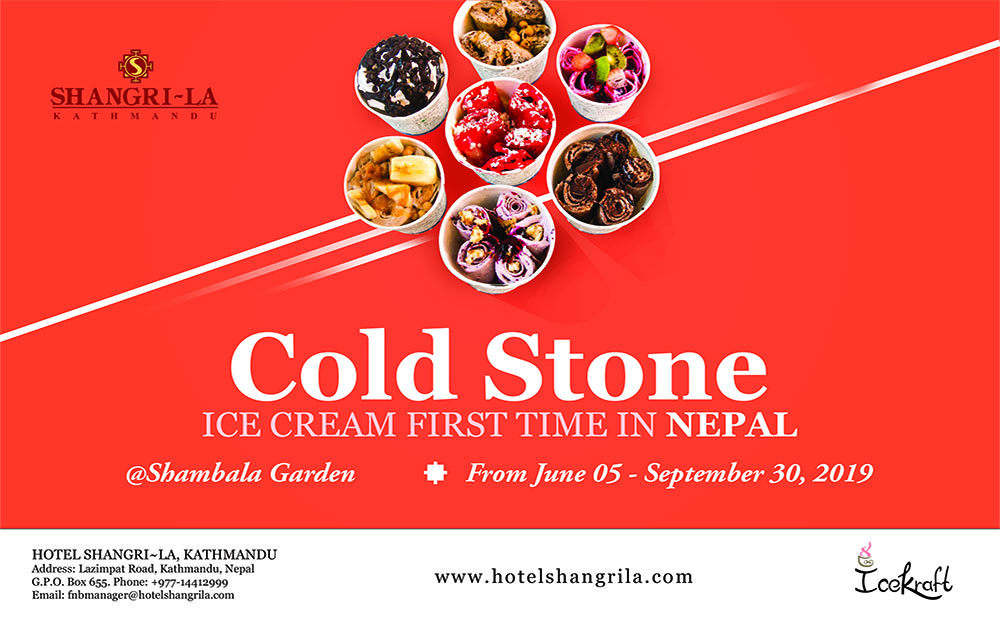 Cold Stone Ice - Cream
