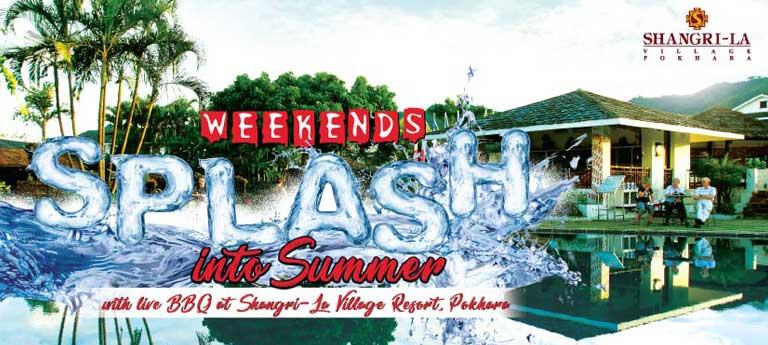 Weekends Splash