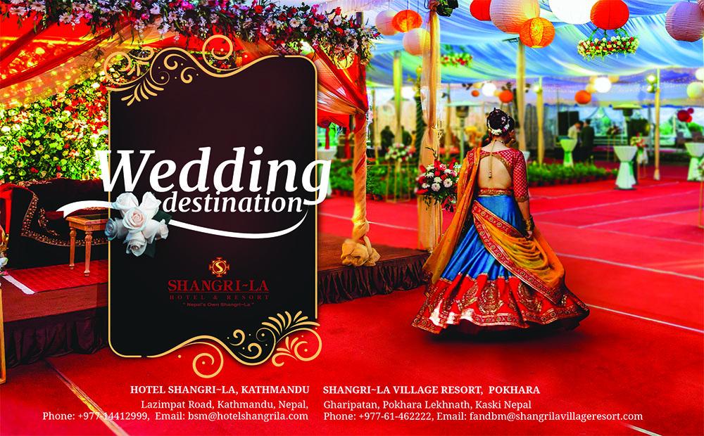 Destination Wedding - Shangri~La Village Resort