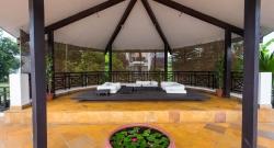 Yoga Pergola Shangri~La Village Resort