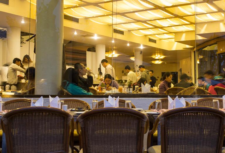 Caravanserai Restaurant